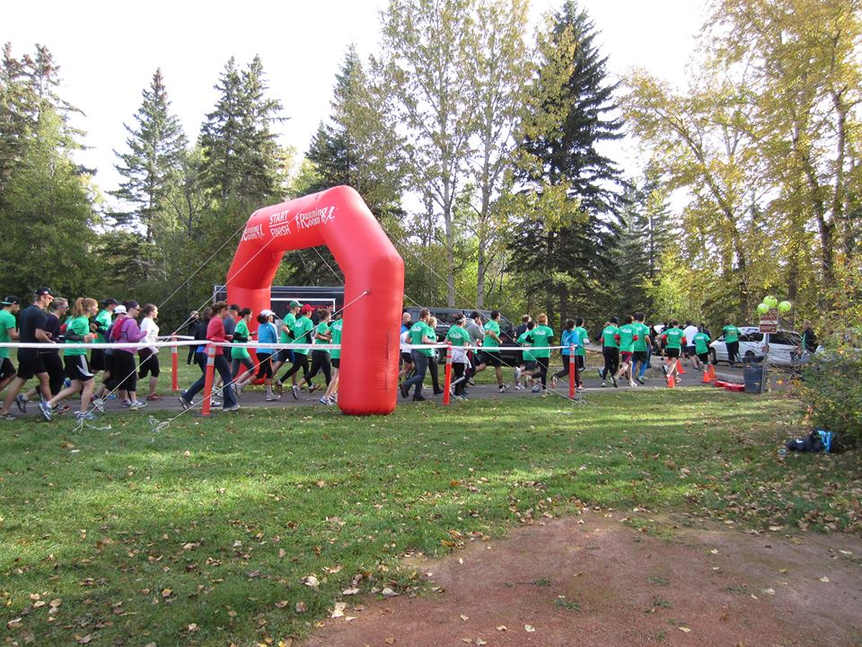 Run for Brain Research 2014